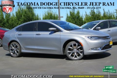 New Chrysler 200 C