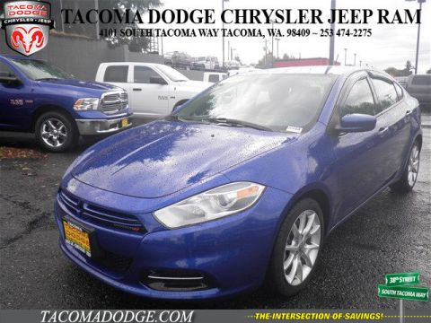Certified Used Dodge Dart SXT/Rallye