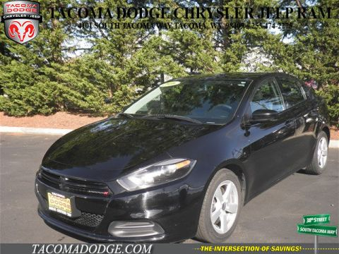 Certified Used Dodge Dart SXT