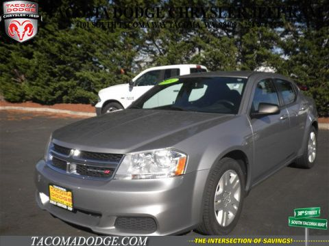 Certified Used Dodge Avenger SE