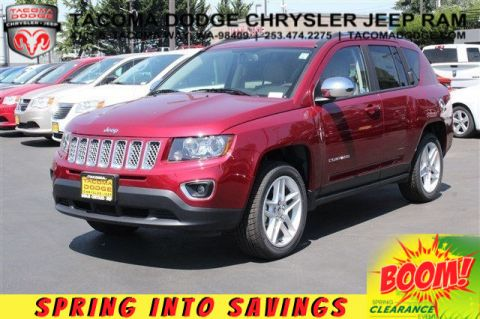 New Jeep Compass Limited