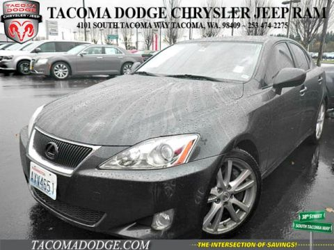 Used Lexus IS 350 Auto