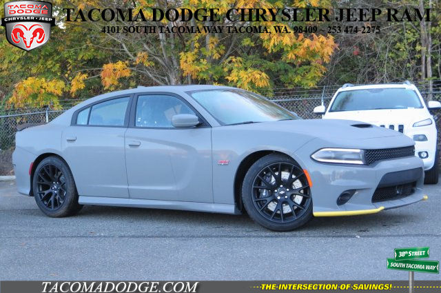 2018 dodge charger rt. Brilliant Charger New 2018 Dodge Charger RT Scat Pack Throughout Dodge Charger Rt