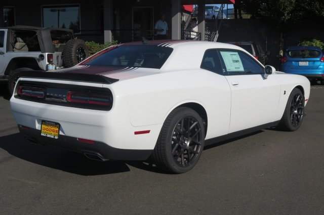 New 2018 Dodge Challenger 392 Hemi Pack Shaker 2D Coupe in ...