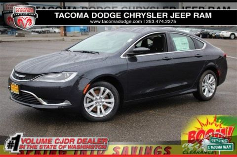New 2016 Chrysler 200 Limited