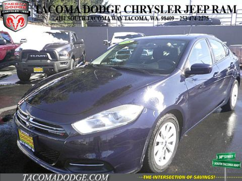 Certified Pre-Owned 2015 Dodge Dart AERO