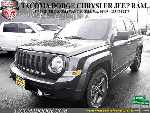 Certified Pre-Owned 2017 Jeep Patriot Sport