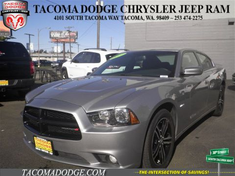 Certified Pre-Owned 2014 Dodge Charger R/T