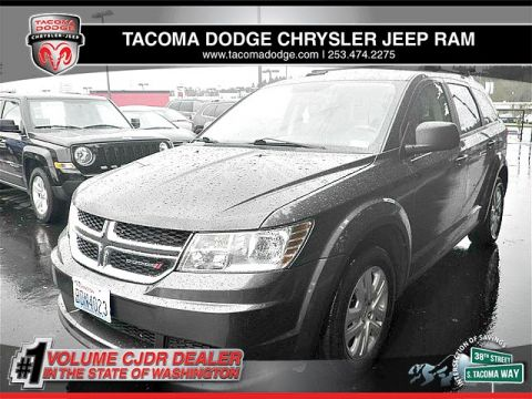 Certified Pre-Owned 2014 Dodge Journey SE