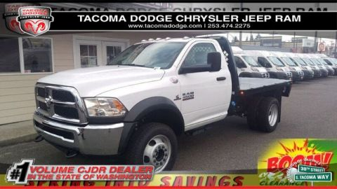 New 2016 RAM 4500 Chassis Cab Tradesman 60 CA