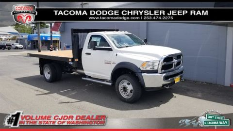 New 2017 RAM 4500 Chassis Cab Tradesman 84 CA