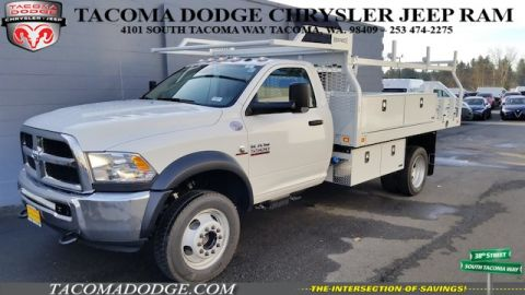New 2018 Ram 5500 Chassis Cab Tradesman 84 CA