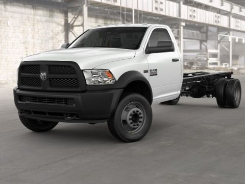 New 2018 Ram 5500 Chassis Cab Tradesman 120 CA