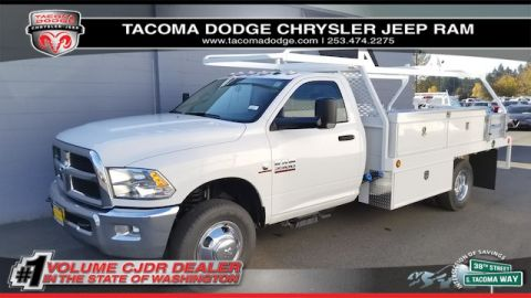 New 2017 RAM 3500 Chassis Cab Tradesman 84 CA