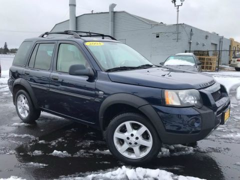 Pre-Owned 2004 Land Rover Freelander HSE