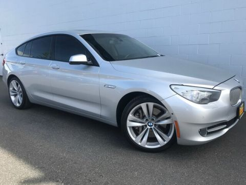 Pre-Owned 2010 BMW 550i Gran Turismo